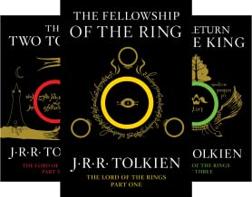 Lord of the Rings (3 Book Series)