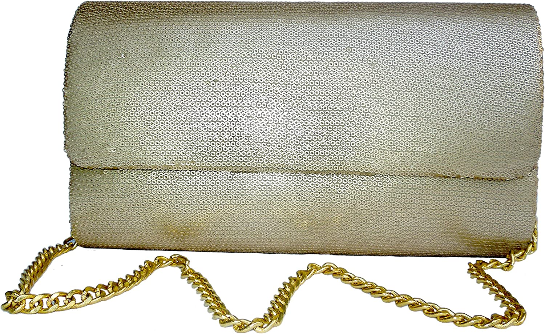 Spice Art Damen SA - 269C Goldene Besteickte Unterarmtasche B016H2JAZK  Sehr gute Klassifizierung