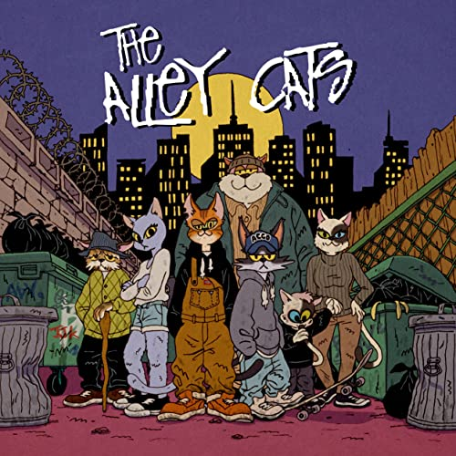 The Alley Cats by JJK on Amazon Music , Amazon.com