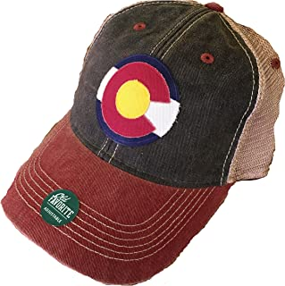 Legacy Athletic Colorado Flag Trucker Cap