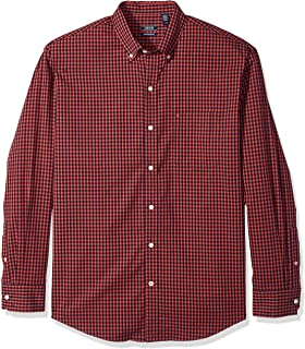 IZOD Men's Button Down Long Sleeve Stretch Performance...