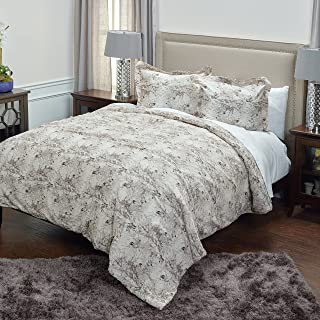 Rizzy Home Comforter Set, CFSBT3008TF009092, Butterfly, Twin