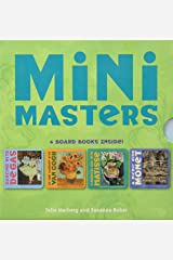 Mini Masters Boxed Set (Baby Board Book Collection, Learning to Read Books for Kids, Board Book Set for Kids) (Mini Masters, MINI) Board book