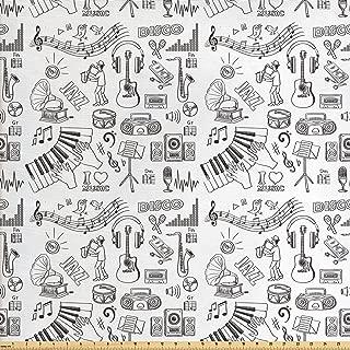 Best bird pattern upholstery fabric Reviews