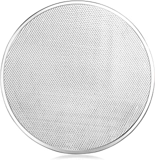Seamless New Star Foodservice 50028 Pizza // Baking Screen Pack of 12 Commercial Grade Aluminum 12 inch