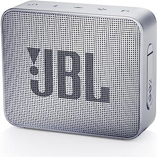 JBL GO2-GY/99 Portable Wireless Bluetooth Speaker - Ash Grey