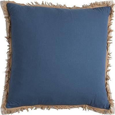 Amazon.com: wangxiaolin almohada cojín de algodón bordado ...