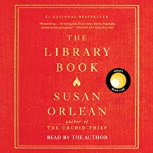 the library book audible