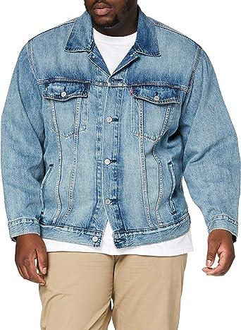 Levis Big Trucker Chaqueta de jean para Hombre