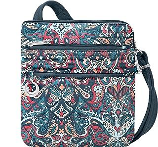 Travelon Women's Anti-theft Boho Slim Bag