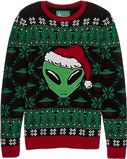 Best black alien sweater Reviews