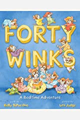 Forty Winks: A Bedtime Adventure Kindle Edition