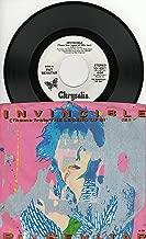 Pat Benatar: Invincible (Theme from Legend of Billie Jean) (4:00 Stereo Version) B/w Invincible (Theme from Legend of Billie Jean) (Same 4:00 Stereo Version)