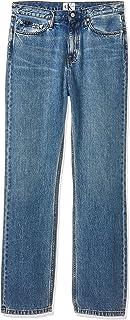 Calvin Klein Jeans Women's AUTHENTIC BOOT Denim Pants, Blue (Ba180 Light Blue 911), Size: L30/W30