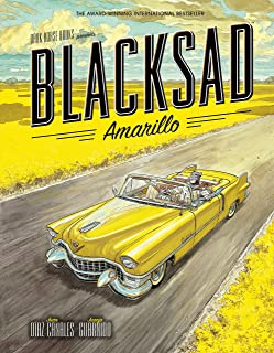 Blacksad: Amarillo [Lingua Inglese]