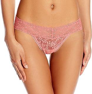 Calvin Klein Women's Bare Lace Thong