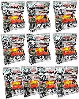 Jurassic World: Fallen Kingdom RADZ Candy & Dispenser Blind Bag LOT of (12)