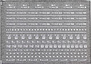 レボリューションファクトリーNゲージナハネ11インレタ RLF4259