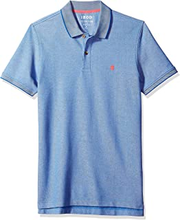 IZOD Men's CLEARANCE Slim Fit Advantage Performance Solid Polo Shirt