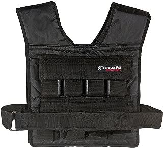 titan weight vest