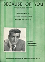 Because of You; Tony Bennett on cover