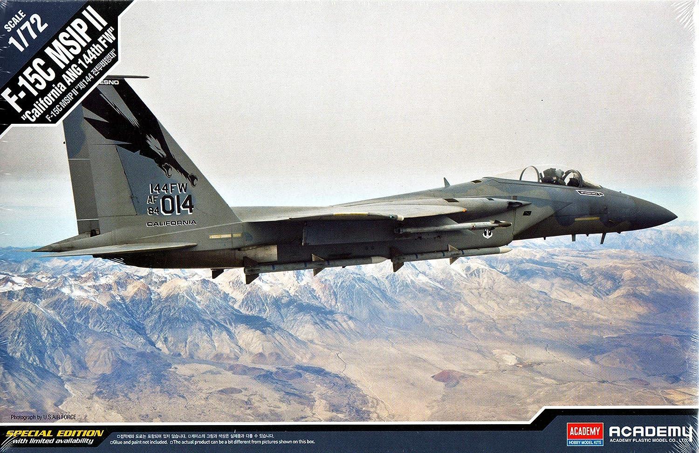 12531 1 72 F-15C California ANG 144th FW Ltd. Ed.