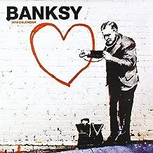 Best banksy 2018 calendar Reviews