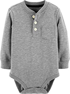 Best baby boy henley shirt Reviews