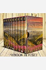 Mail Order Bride Box Set - Sun River Brides - 9 Mail Order Bride Stories Collection: Clean and Wholesome Historical Western Romance Box Set Bundle Kindle Edition