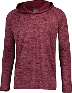 Jolt Gear Mens Hoodies Pullover - Long Sleeve Casual Hoodie for Men - Lightweight Thin Hooded Sweater T Shirt