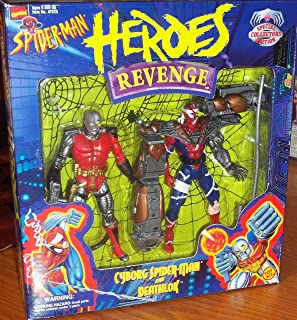 Best cyborg spider man deathlok Reviews