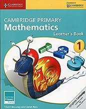 Cambridge Primary Mathematics Stage 1 Learner's Book 1 (Cambridge Primary Maths)