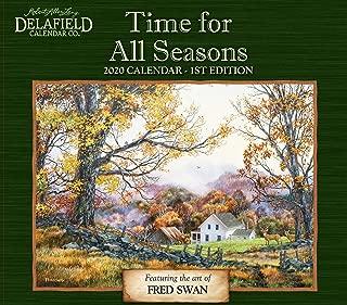 2020 Time for All Seasons Wall Calendar (1st Edition)