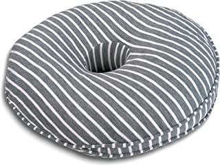 Orthopedic Memory Foam Donut cushion, Lower back support, Tailbone/Coccyx pillow, Hemorrhoid pillow, Pregnancy pillow/wedge, Knee wedge, Post Partum pillow, Seat cushion, foam clusters