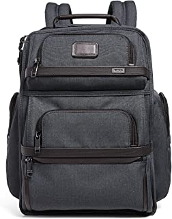 TUMI - Alpha 3 Brief Pack - 15 Inch Computer Backpack for Men and Women