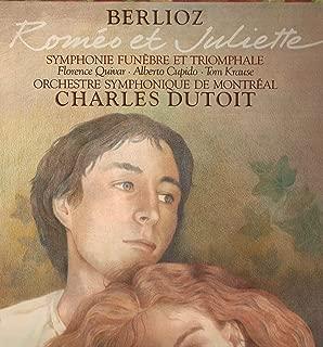 Berlioz: Romeo et Juliette / Symphonie Funebre et Triomphale