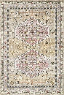 Loloi ENCOEN-16IVML2380 ENCOEN-16IVML Indoor Area Rugs 2-3 x 8 Ivory//Multi