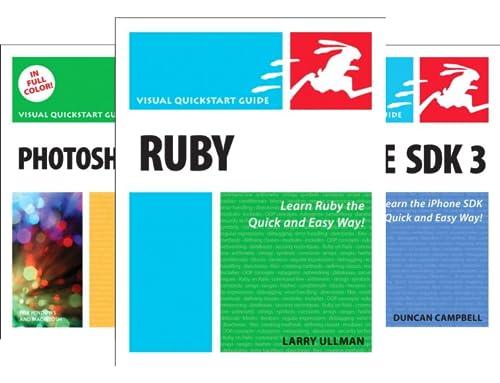 Visual QuickStart Guide (19 Book Series)
