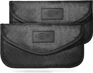MONOJOY 2X Keyless Go Schutz Autoschlüssel Faraday Tasche (2)