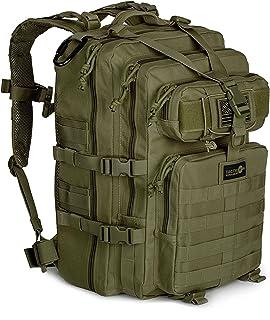 24BattlePack Tactical Backpack | 1 to 3 Day Assault Pack | 40L Bug Out Bag (OD Green)