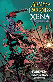 Army Of Darkness/Xena, Warior Princess: Forever…And a Day (Army Of Darkness/Xena: Forever…And A Day) (English Edition)