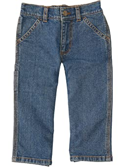 Carhartt & Toddler Washed Dungaree Pants