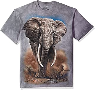 The Mountain Men's African Elephant T-Shirt (pack of 1)
