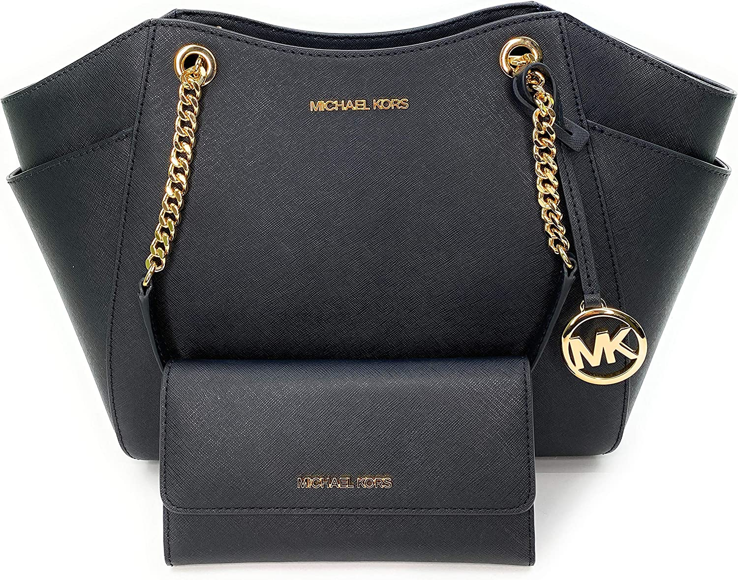 MICHAEL Michael Kors Inventory cleanup selling sale Jet Be super welcome Set Travel Large Tote bu Chain Shoulder