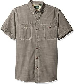 Men's Rock River Short Sleeve Button Down Shirt