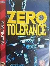 Zero Tolerance - Sega Genesis
