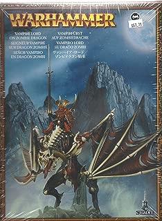 Games Workshop Vampire Counts: Vampire Lord on Zombie Dragon / Terrorgeist (2011)