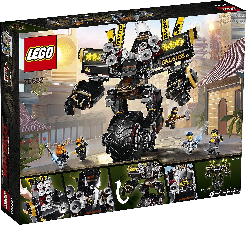 LEGO Ninjago Movie 70632 Cole's Donner Mech, Cool Children's Toy:  Amazon.de: Toys & Games
