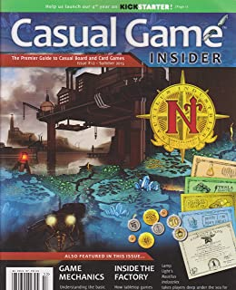 Casual Game Insider (#12 - Summer 2015)