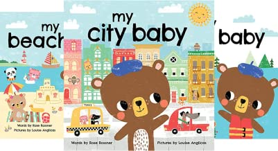 My Baby Locale (6 Book Series)